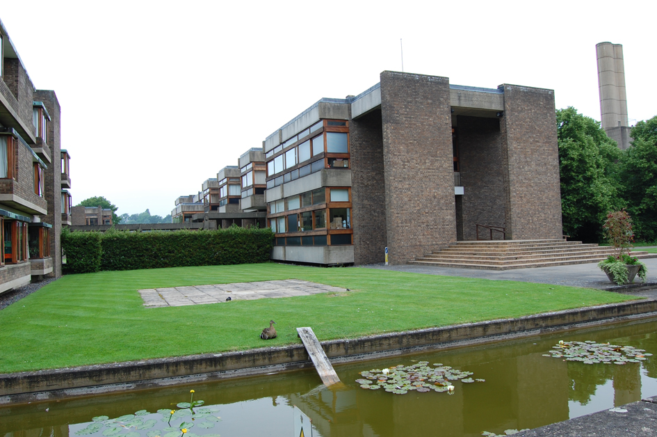 Churchill college, Cambridge, venue of the event